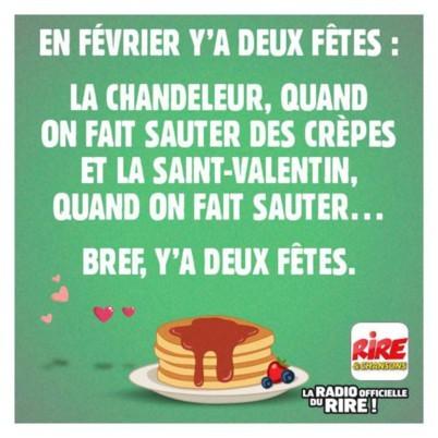 Ah la st Valentin - meme