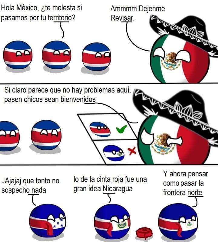 Nicaragua es un genio xD - meme