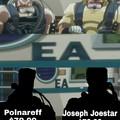 Cuando EA compra a los JoJos :v