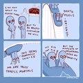 Because aliens