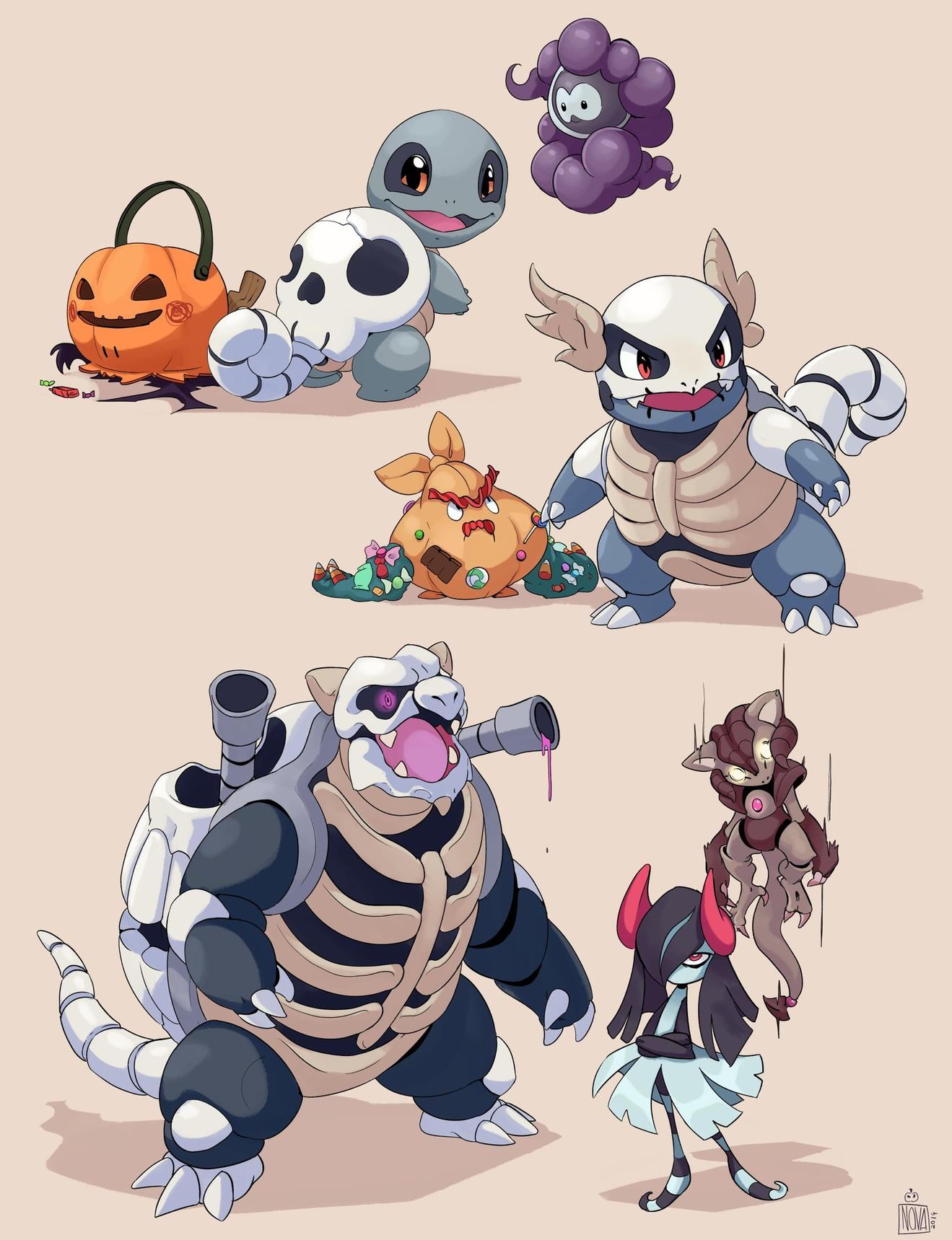 Spooktober! - meme