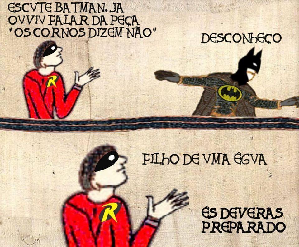 batmorcego - meme