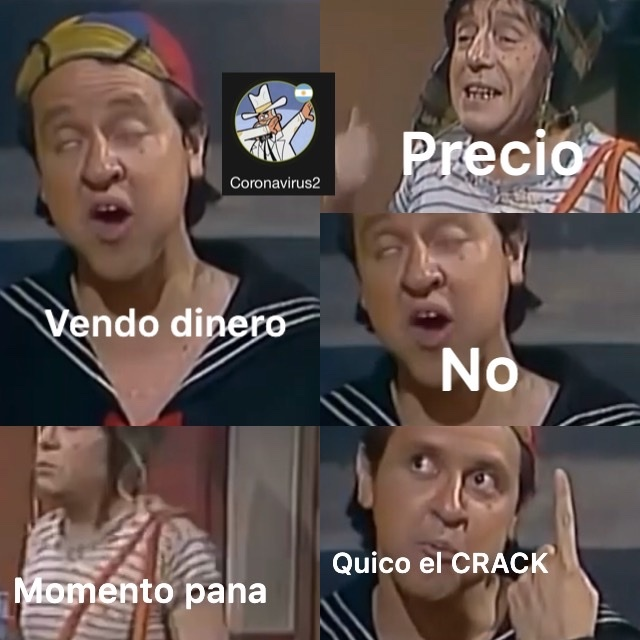 QUICO EL CRACK - meme