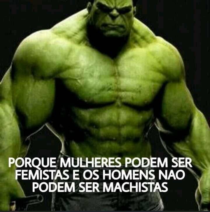 Hulk do zap - meme