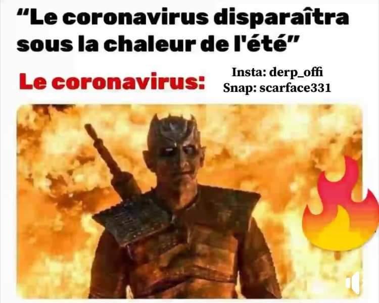 Résistance canicule +10 - meme
