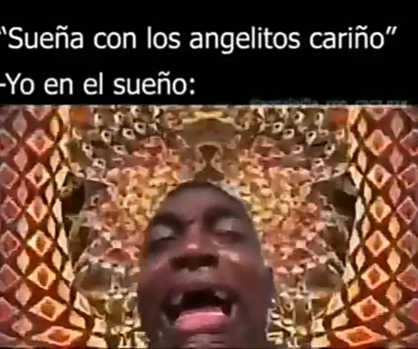 """Para los que no entendieron busquen """"angel simulación"""" en Youtube - meme"""