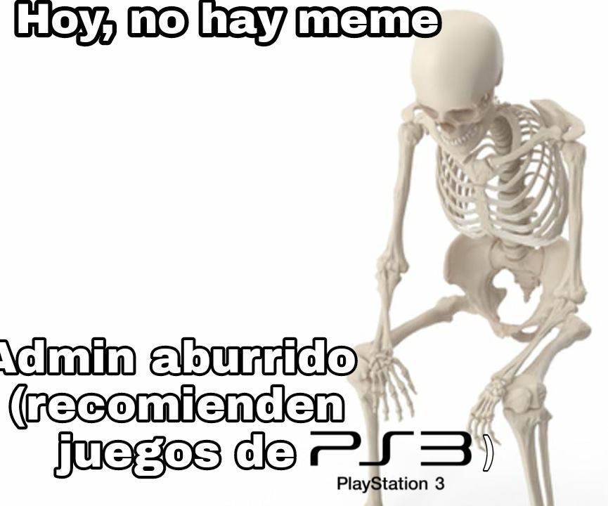 Acepten mi meme
