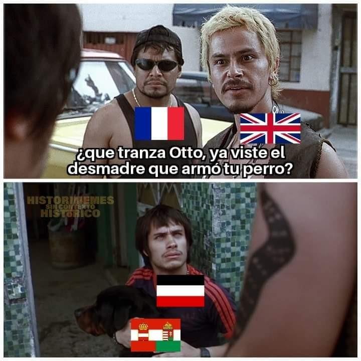 Österreichisch-Ungarische Monarchie - meme