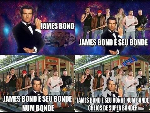 Bond - meme