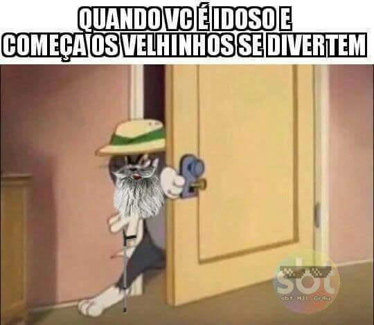 Sbt M1L Gr4u página no Facebook - meme