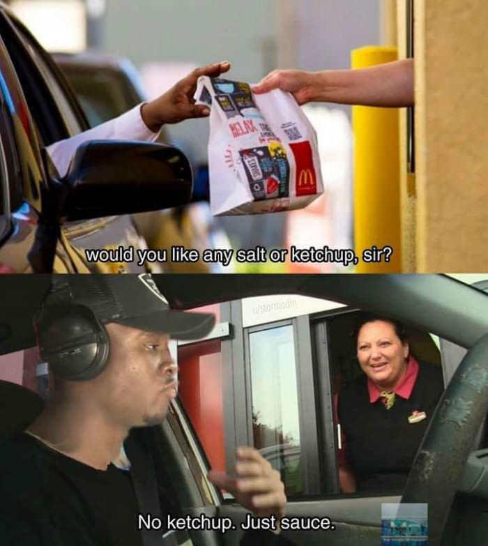 Raw Sauce - meme