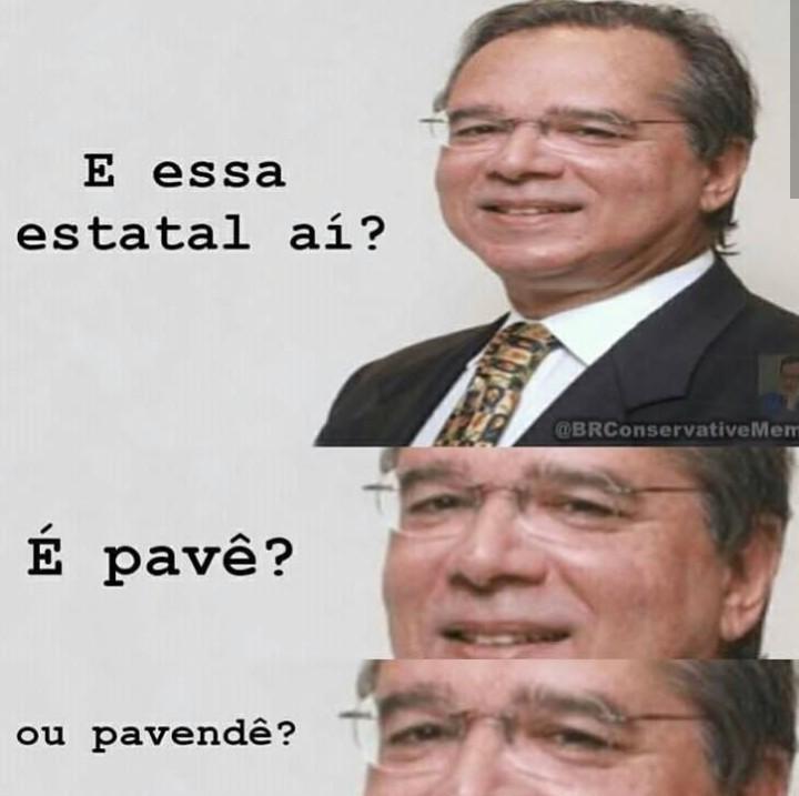 Paulo presidente - meme