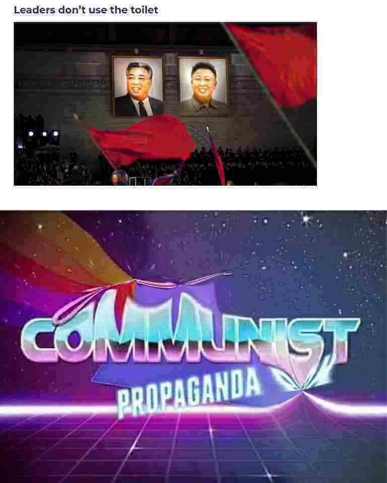 Communist Propaganda - meme