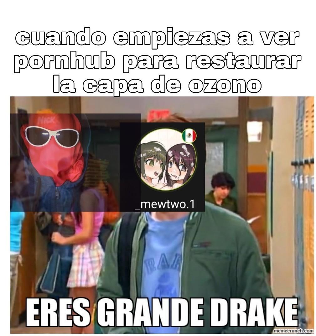 Mewto.1 es un heroe - meme