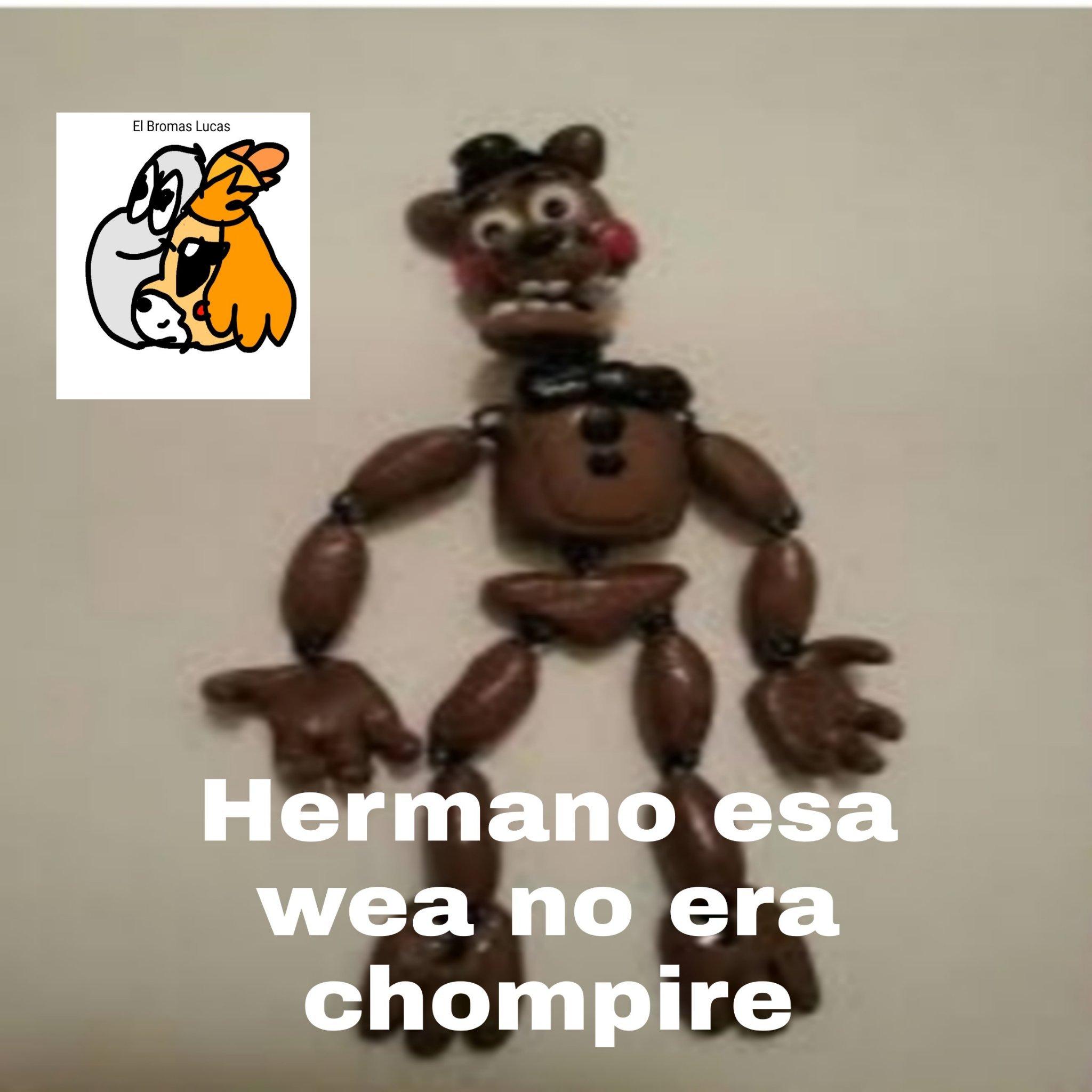 Feliz cumpleaños ElBromasLucas - meme