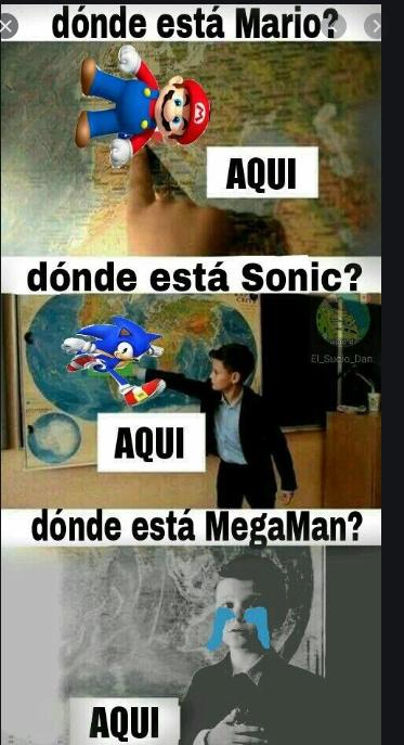 meme de megaman 1
