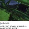 welcome to the wild ride Fuckboi