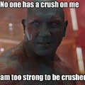 Drax the destroyer!