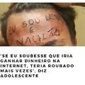 Vai tomar no meio do cu,Brasil de merda