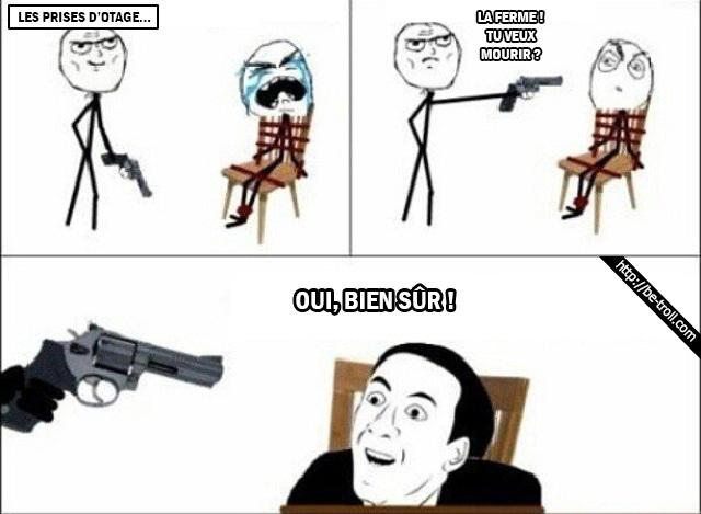 Hostages saison 13 (dsl si repost, je le savais pas) - meme