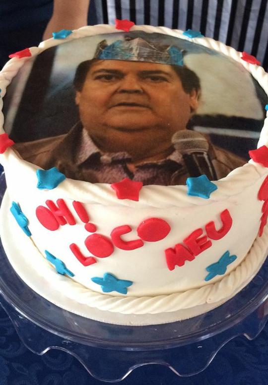 melhor bolo de aniversário - meme