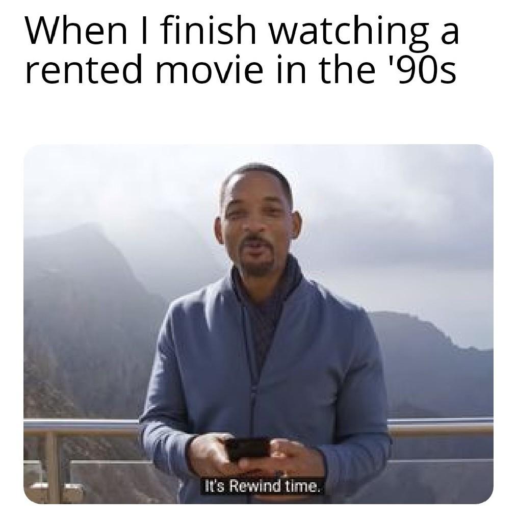 VHS - meme