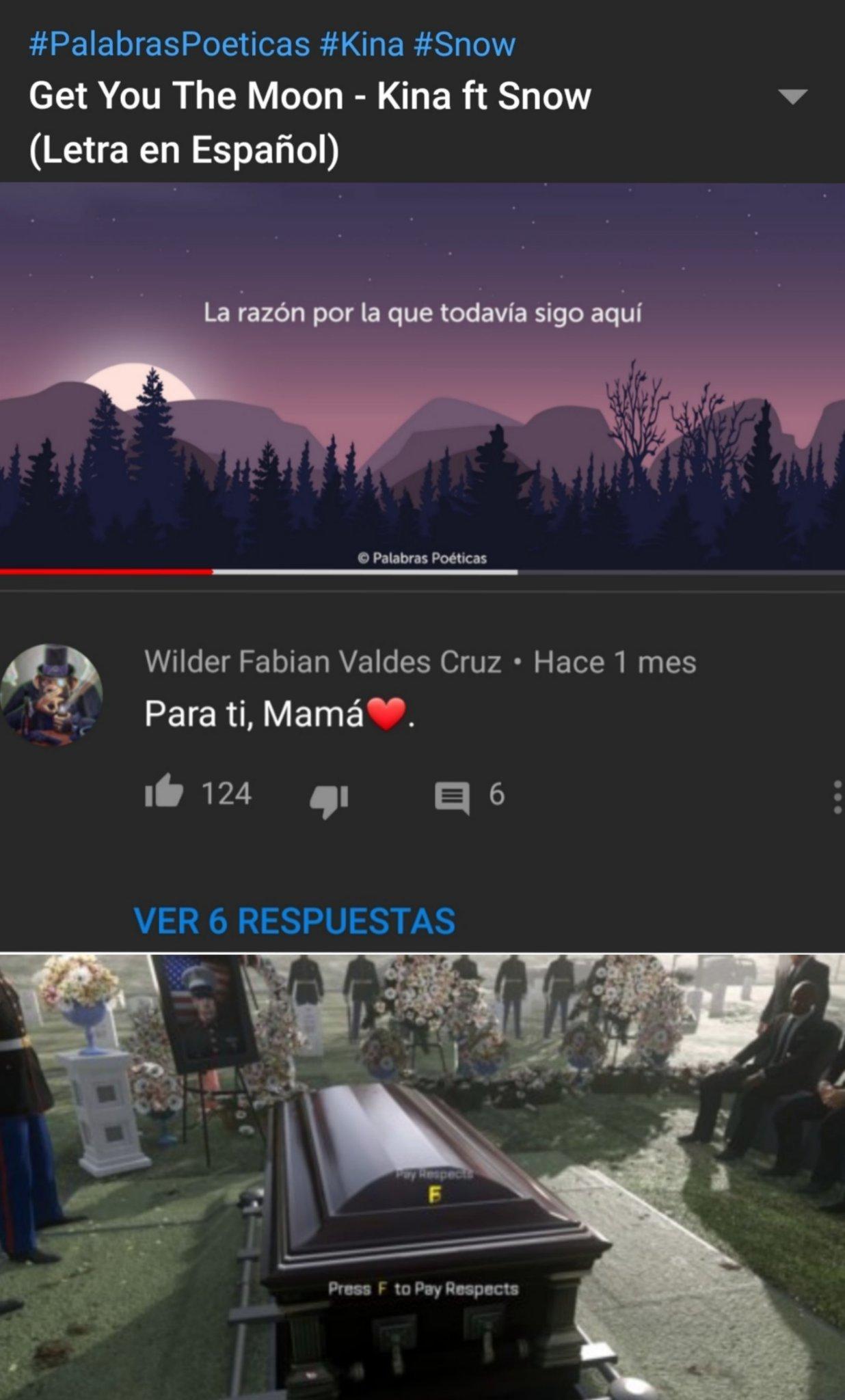 Ojalá sus madres estén bien chavos - meme