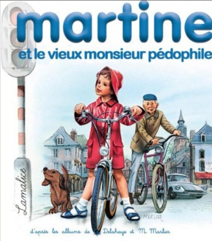 Le prochain tome : Martine se fait kidnapper - meme