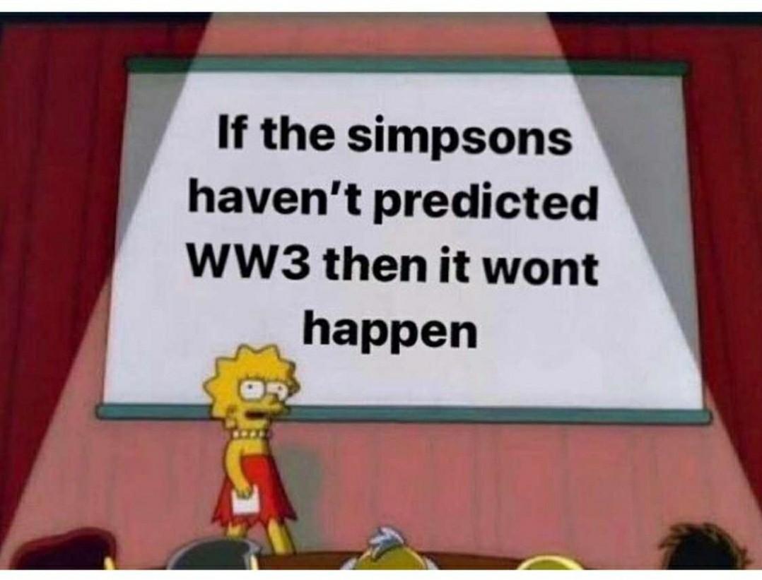 Dongs in a nuke - meme