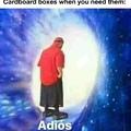 Title be like Adiós