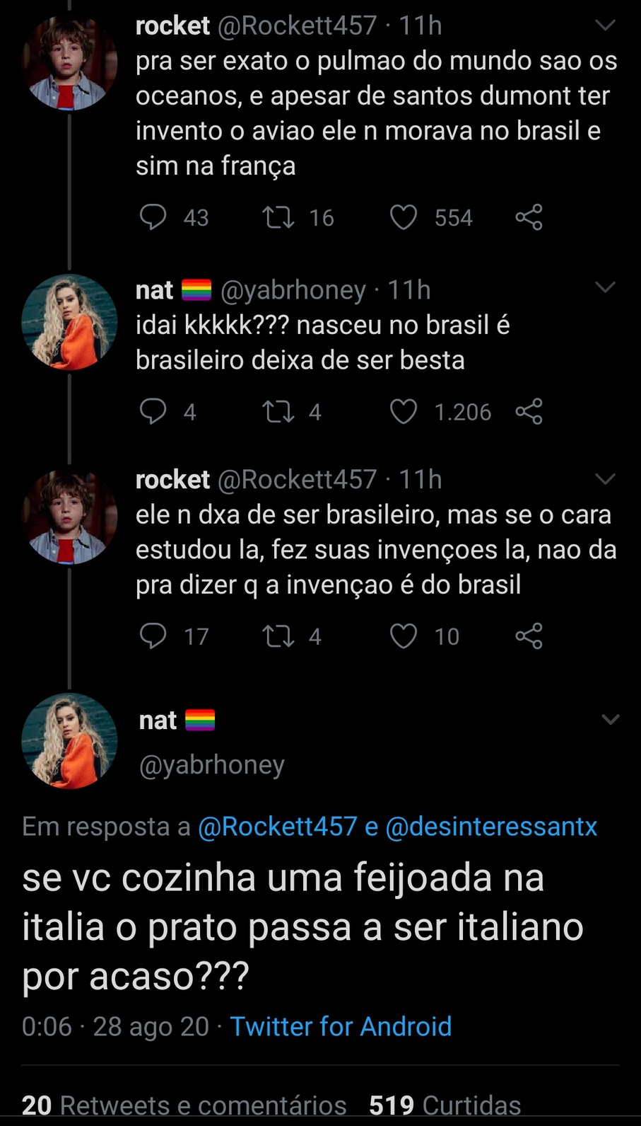 Santos do Monte - meme