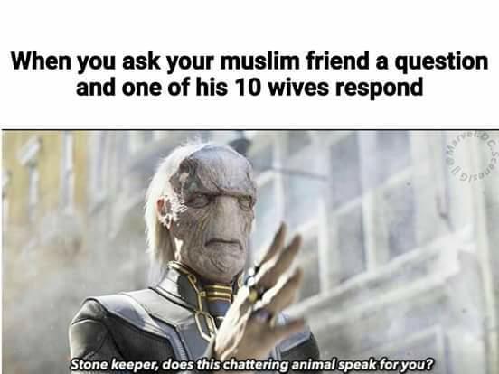 its a joke - meme