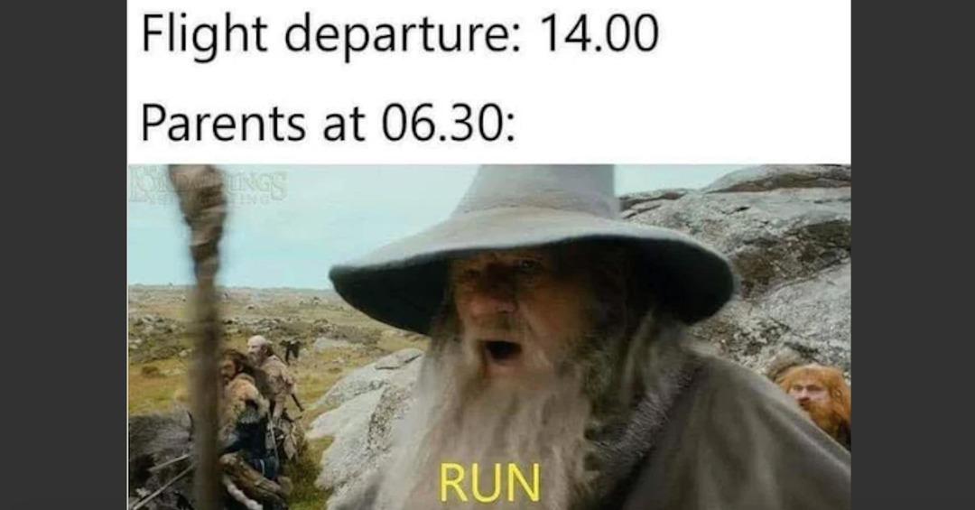 The Uruk-Hai are coming - meme