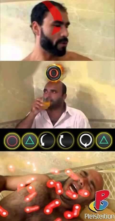 Oco of war - meme