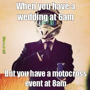 Motorcross - meme