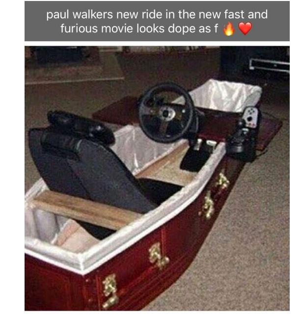 new car - meme