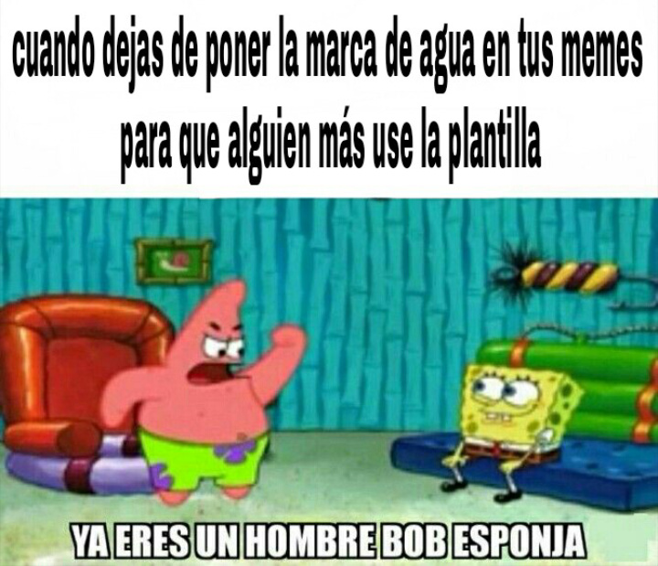 QUIERO MEAR!!!!! - meme