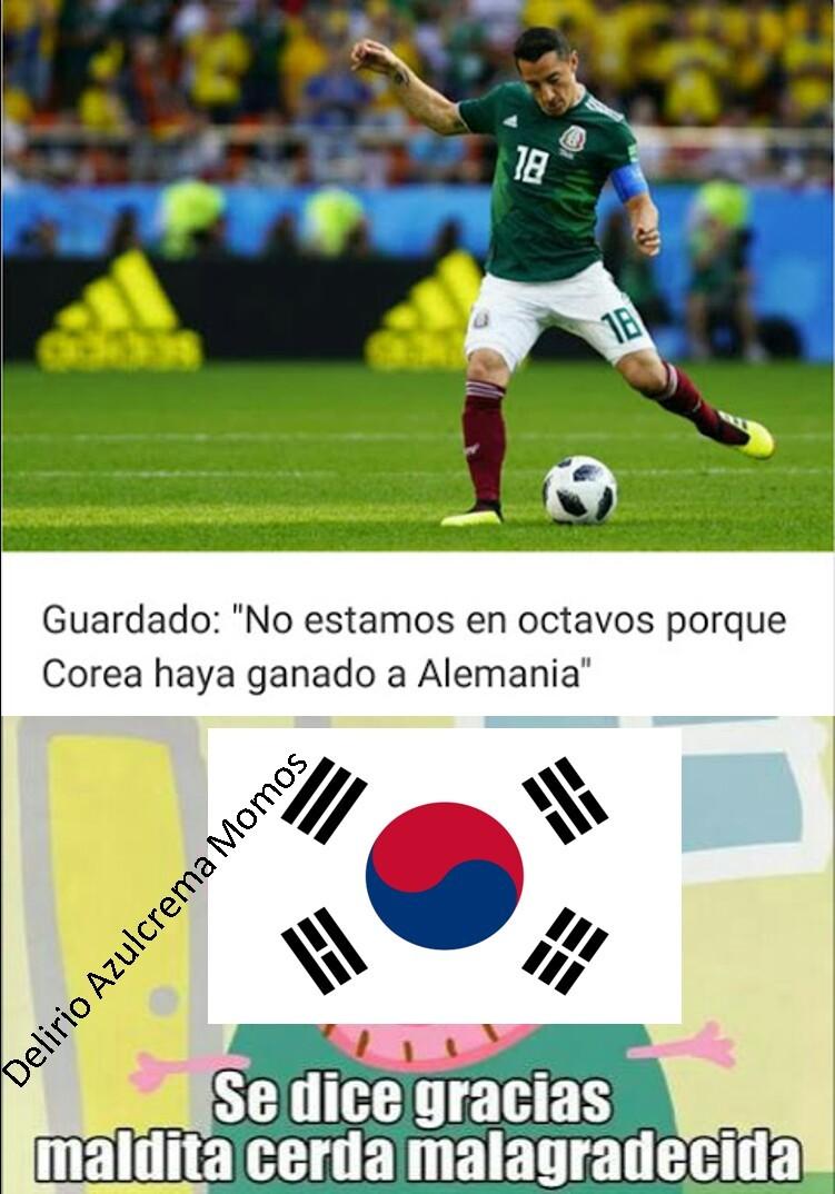 México vs Brasil tengo miedo - meme