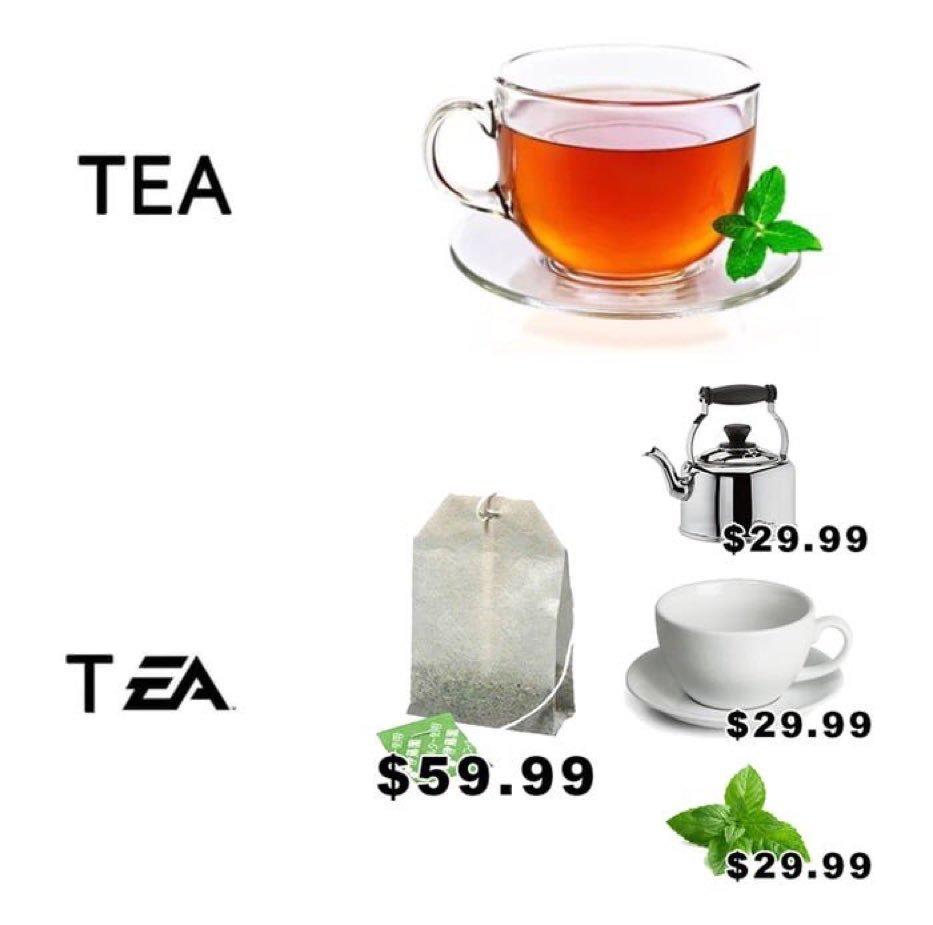 Esta EA - meme
