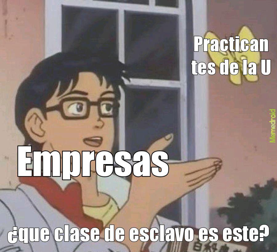 Realidad chilena jajaja - meme
