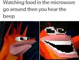 me at night - meme
