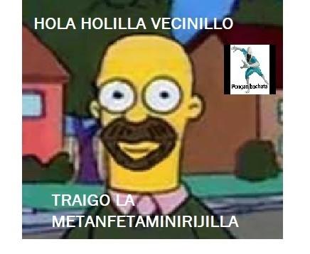 ned heisemberg - meme