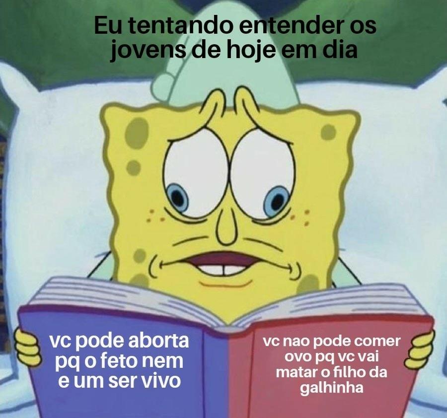 Aborto - meme