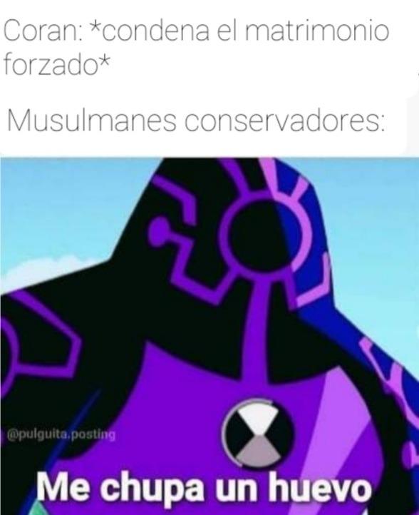 Momazos islam - meme