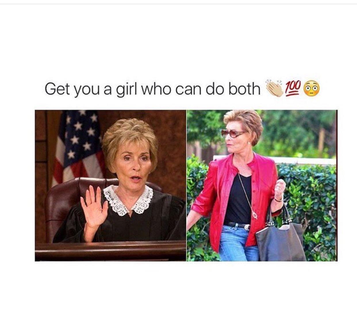 slay Judy - meme