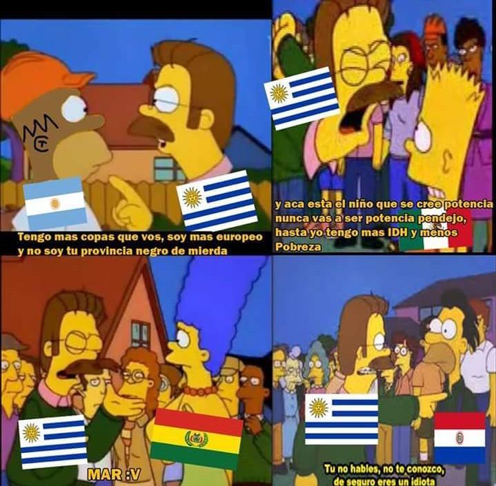 Esa provincia rebelde es loquilla - meme