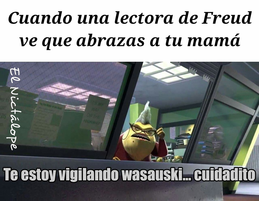 Freud - meme