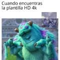 Vivan las plantillas HD 4k