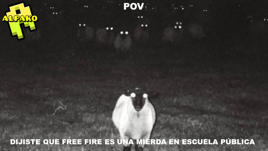 Y Free Fire lo sigue siendo .-. - meme