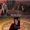 oh hey snips